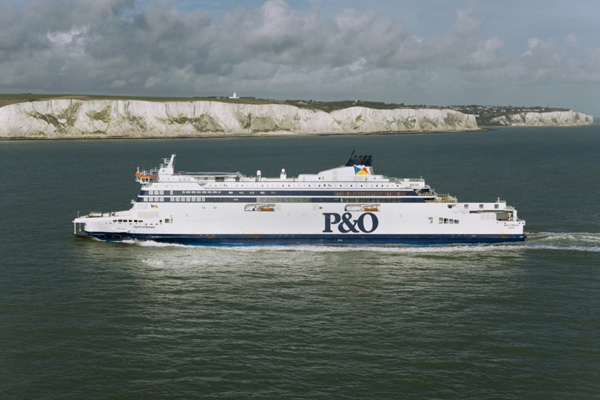 P&O Ferries and Matthews France